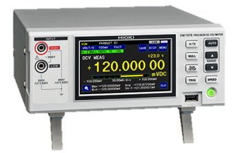 Benchtop Multimeters