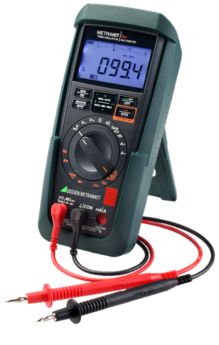 The Multimeter Range