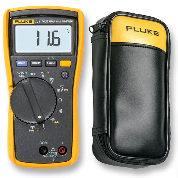 Fluke 116 + Fluke C50