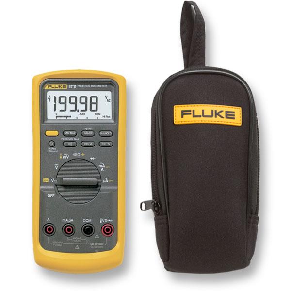 Fluke 87V + Fluke C90